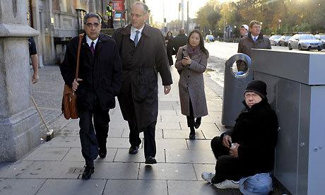 Brian Cowen IMF